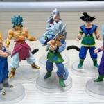 Dragon Ball Zชุด โกคู ฐานใส vol.1