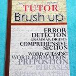 ►The Tutor◄ หนังสือเรียนภาษาอังกฤษ Brush Up ม.ปลาย ม.4-5-6 เสริมทักษะภาษาอังกฤษให้แน่น มีสรุปแกรมม่าเรื่องต่างๆทั้ง Grammar ,Reading , Vocab #พร้อมเทคนิคการเดาศัพท์ ด้านหลังมีเฉลย หนังสือใหม่เอี่ยม