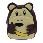 """""""พร้อมส่ง""""กระเป๋าเป้เด็กราคาถูก Brand LINDALINDA เหมาะกับเด็กเล็กในการสะพายไปเที่ยว หรือไปเรียนค่ะ มี2ซิป จุของได้เยอะค่ะ -ลายลิง"""