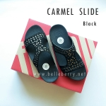**พร้อมส่ง** FitFlop : CARMEL Slide : Black : Size US 5 / EU 36