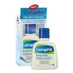 Cetaphil Oily Skin Cleanser 125 ml. ผลิตภัณฑ์ทำความสะอาดผิวสำหรับผู้ที่มีผิวมันหรือผู้มีสิวอุดตัน