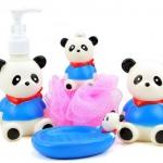 เซทอาบน้ำเด็ก หมีแพนด้า