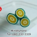 แท่งผลไม้ Polymer Clay Fruit ลาย 36