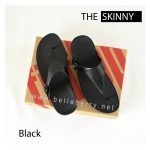 FitFlop The Skinny : All Black : Size US 8 / EU 39