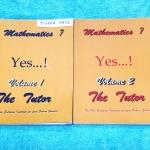 ►พี่ตุ้ยเดอะติวเตอร์◄ TUTOR A831 หนังสือกวดวิชา Advanced Maths เล่ม 1+2 รวมโจทย์คณิตศาสตร์ระดับยากครบทุกบท เหมาะสำหรับเด็กที่มีพื้นฐานดี เล่ม 1 จดครบเกือบทั้งเล่ม จดละเอียดมาก มีแทรกกระดาษ post-it หลายหน้า เล่ม 2 มีจดบางหน้า จดละเอียด โจทย์ข้อที่เว้นว่างไ