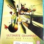 ►ครูพี่แนน Enconcept◄ ENG A776 หนังสือเรียนพิเศษ Ultimate Grammar Book & Exercise สรุปแกรมม่าภาษาอังกฤษทุกเรื่องในเล่มเดียว มี Trick เทคนิค วิธีการทำข้อสอบมากมายจากครูพี่แนน จดครบเกือบทั้งเล่ม จดละเอียดมาก มีกฎเหล็ก ,หลักการใช้แกรมม่า และมีเทคนิคลัดเยอะมา