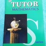 ►The Tutor◄ หนังสือเรียนคณิตศาสตร์ ลำดับและอนุกรม มีสรุปสูตรสั้นๆ โจทย์เยอะมาก มีข้อแนะนำสำคัญๆ ด้านหลังมีเฉลย หนังสือใหม่เอี่ยม