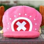 วันพีช หมวกChopper New World (สีชมพู)
