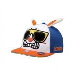 Pre Order / หมวกเกาหลี ELSTINKO FITTED CAP 226 (BL) HATSONแท้