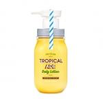 Preorder Etude Tropical Ade Body Lotion #Pina Colada 300ml 트로피컬 에이드 바디 로션 10000won