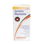 Geriatric Pharmaton (เกอริอาทริค ฟาร์มาตอน) 100 แคปซูล วิตามินเกลือแร่ โสมสกัด G115 และเลซิติน ผลิตภัณฑ์คุณภาพจากสวิตเซอร์แลนด์