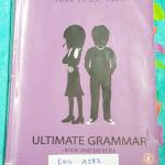 ►ครูพี่แนน Enconcept◄ ENG A282 หนังสือเรียน Ultimate Grammar Book & Exercise สรุปแกรมม่าภาษาอังกฤษทุกเรื่องในเล่มเดียว มี Trick เทคนิค วิธีการทำข้อสอบมากมายจากครูพี่แนน จดครบเกือบทั้งเล่ม จดละเอียดมาก มีกฎเหล็ก ,หลักการใช้แกรมม่า และมีเทคนิคลัดเยอะมาก ด้า