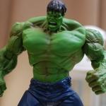 Hulk 2008 ฮัลค์ แอคชั่น ฟิกเกอร์ 10 นิ้ว