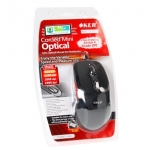 USB Optical Mouse OKER (L7-15 Gaming) Black