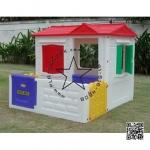 SJGT-004-2 ชุด บ้านคุณหนู 2 (พร้อมรั้ว)