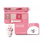 *พร้อมส่ง*Misha (Line Friends Edition) Eye Color Studio Mini - [No. 01 Pink Connie]