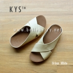 ** NEW ** FitFlop : : K Y S : : Urban White : Size US 6 / EU 37