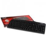 PS/2 Keyboard OKER (KB-366) Black