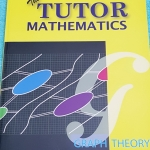 ►The Tutor◄ หนังสือเรียนคณิตศาสตร์ ทฤษฎีกราฟเบื้องต้น มีสรุปสูตรสั้นๆ โจทย์เยอะมาก มี Trick เทคนิคลัด ด้านหลังมีเฉลย หนังสือใหม่เอี่ยม