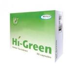 HI-green 375 mg 30 แคปซูล ขับล้างสารพิษ ช่วยลดน้ำหนัก ทำให้ผอมเพรียว