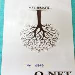 ►อ.สมเกียรติ◄ MA 6943 Atom Tutor คณิตศาสตร์โอเน็ตสรุปประเด็นสำคัญโอเน็ต มีย้อนข้อสอบเก่ารวม 10 ปีให้ฝึกทำทบทวน จดครบเกือบทั้งเล่ม จดละเอียดมาก มีจดเทคนิคการทำโจทย์เพิ่มเติม