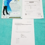 ►สอบเข้ามหิดลวิทย์◄ MA 6363 อ.กองทัพ เซ็ทหนังสือกวดวิชา คณิตพิชิตฝัน Hard Core Math + ชีทข้อสอบและแบบทดสอบ 2 ชุด ในหนังสือมีจดเฉลยบางหน้า จดละเอียด อาจารย์มีสอดแทรกเทคนิคลัดเยอะมาก มีพิมพ์เทคนิคลัด วิธีลัดไว้อย่างสมบูรณ์ มีสรุปเนื้อหากระชับ และมีโจทย์ข้อส
