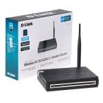 """150Mb Wireless N ADSL2+ Modem Router """"D-Link"""" (DSL-2730U)"""