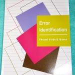 ►เตรียมอุดม◄ ENG 7117 Error Identification , Phrasal Verbs & Idioms สรุปหลักการทำโจทย์ และตัวอย่างข้อสอบ อ.เอมอุษา อธิบายละเอียด พร้อมยกตัวอย่างจุดที่มักออกสอบซ้ำๆทุกปี , ในหนังสือมี Test รวม 10 ชุด + Phrasal Verbs Test อีก 10 ชุด รวมทั้งหมด 22 ชุด มีเฉลย