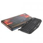 USB Multi Keyboard OKER (KB-S16) Black