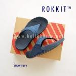 **พร้อมส่ง** FitFlop Rokkit : Supernavy : Size US 7 / EU 38