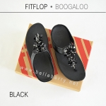* NEW * FitFlop : BOOGALOO : Black : Size US 6 / EU 37