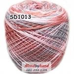 สหสินเส้นอ้วน สีเหลือบ SD1013