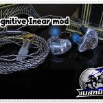 Cognitive Inear mod (transparent)
