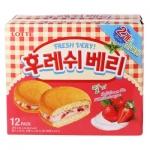 Pre Order / ขนมนำเข้าจากเกาหลี มี 2 กล่อง (กล่องละ 12 ชิ้น)