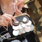 """""""พร้อมส่ง""""กระเป๋าแฟชั่น Brand Maomao กระเป๋าสะพายรูปนกฮูก สายโซ่ ใบเล็กกะทัดรัด น่ารักมากๆๆค่ะ"""