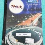 ►ยูเรก้า◄ PHY 1162 อ.ธวัชชัย ฟิสิกส์ ม.5 เทอม 1 หลักสูตรเตรียมอุดม เข้มข้นด้วยเนื้อหาสาระ มีเทคนิค แนวคิด และหลักการทำโจทย์อย่างเป็นขั้นตอน เนื้อหาตีพิมพ์สมบูรณ์ มีแบบฝึกหัดประจำบท ด้านหลังมีเฉลยข้อสอบครบทุกบท เล่มหนาใหญ่
