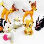 โมเดลกวางน้อยแบมบี้ Bambi