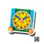 TY-2006 นาฬิกาทิคเทค (เล่นได้ 2 ด้าน)