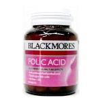 Blackmores Folic Acid 90 เม็ด Folic Acid จำเป็นสำหรับทารกในครรภ์