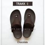 **พร้อมส่ง** FitFlop TRAKK II : Chocolate : Size US 11 / EU 44