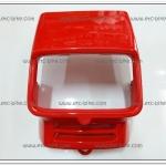 หน้ากาก BELLE-100 สีแดง