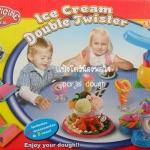 ชุดทำไอศครีม Double Twister ใหม่