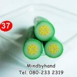 แท่งผลไม้ Polymer Clay Fruit ลาย 37