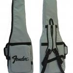 Fender กระเป๋าซอฟเคสกีตาร์ไฟฟ้าบุฟองน้ำหนาอย่างดี หนา 12 มิล.. สีดำ / น้ำตาล / เทา+จัดส่งฟรี