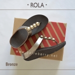 ** NEW ** FitFlop : ROLA : Bronze : Size US 8 / EU 39