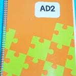 ►ครูพี่จิ๊กซอว์◄ JIG 4981 AD2 จดละเอียดเกินครึ่งเล่ม มีจดคำอธิบาย ความหมายและวิธีการใช้ศัพท์อย่างละเอียด เน้นฝึกทำโจทย์ทั้งเล่ม หนังสือใส่ปกสันเกลียว เปิดอ่านง่าย หนังสือเล่มใหญ่