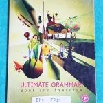 ►ครูพี่แนน Enconcept◄ ENG 513 หนังสือเรียน Ultimate Grammar Book & Exercise สรุปแกรมม่าภาษาอังกฤษทุกเรื่องในเล่มเดียว มี Trick เทคนิค วิธีการทำข้อสอบมากมายจากครูพี่แนน จดครบเกือบทั้งเล่ม ด้านหลังมีเว้นว่างไม่ได้จดบางหน้า จดด้วยปากกาสี จดละเอียดมาก มีกฎเหล