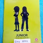 ►ครูพี่แนน Enconcept◄ ENG 8992 หนังสือเรียนภาษาอังกฤษ Junior Book and Exercise ม.ต้น จดเกือบครบทุกหน้า เว้นว่างเล็กน้อย จดสีสวยละเอียด