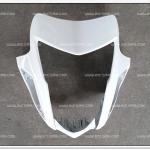 หน้ากาก SONIC-NEW สีขาว