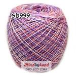 สหสินเส้นอ้วน สีเหลือบ SD999